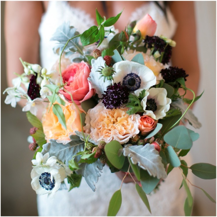Bridal Bouquet by Sinclair and Moore