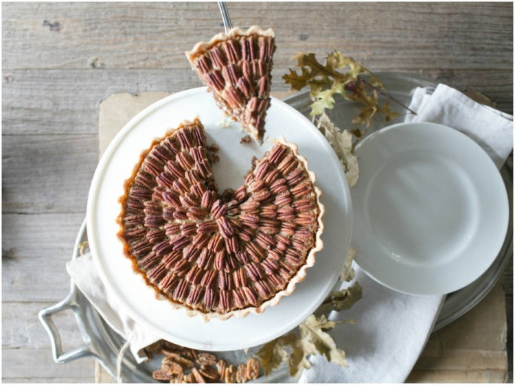 Sinclair & Moore Pecan Pie 6